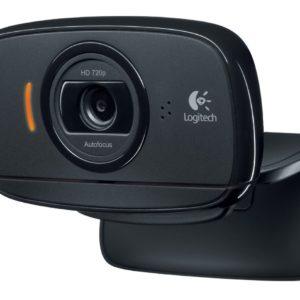 Logitech HD Webcam C525 , Portable HD 720p Video Calling with Autofocus