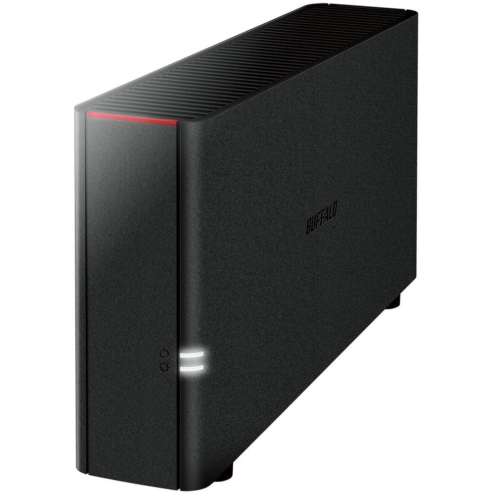 Buffalo LinkStation 210 4 TB NAS Personal Cloud Storage and Media Server (LS210D0401)