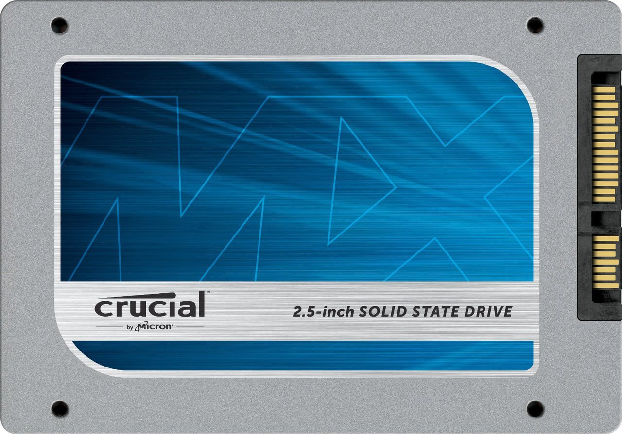 Crucial MX100 256GB SATA 2.5-Inch Internal Solid State Drive (CT256MX100SSD1)