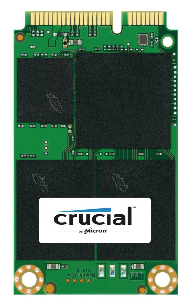 Crucial M550 512GB mSATA Internal Solid State Drive CT512M550SSD3