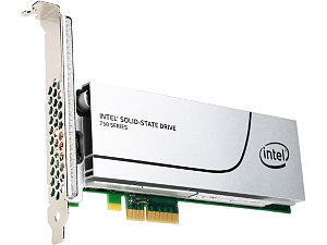 Intel Solid-State Drive 750 Series SSDPEDMW400G4R5 400GB PCI-Express 3.0 MLC