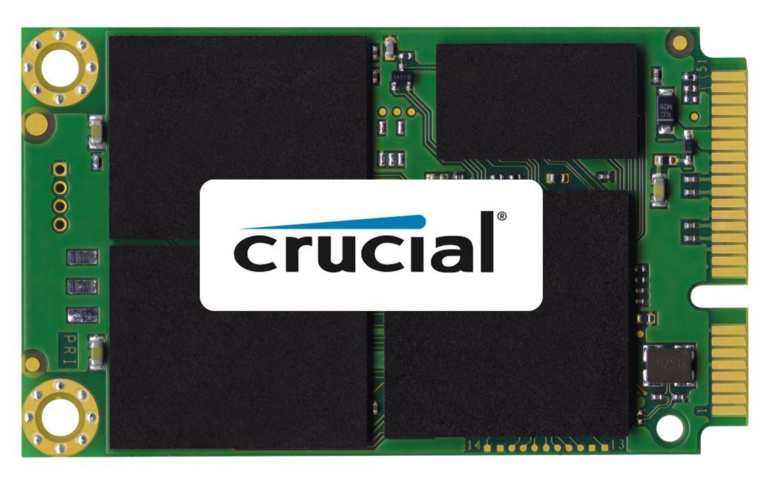 Crucial M500 480GB mSATA Internal Solid State Drive CT480M500SSD3