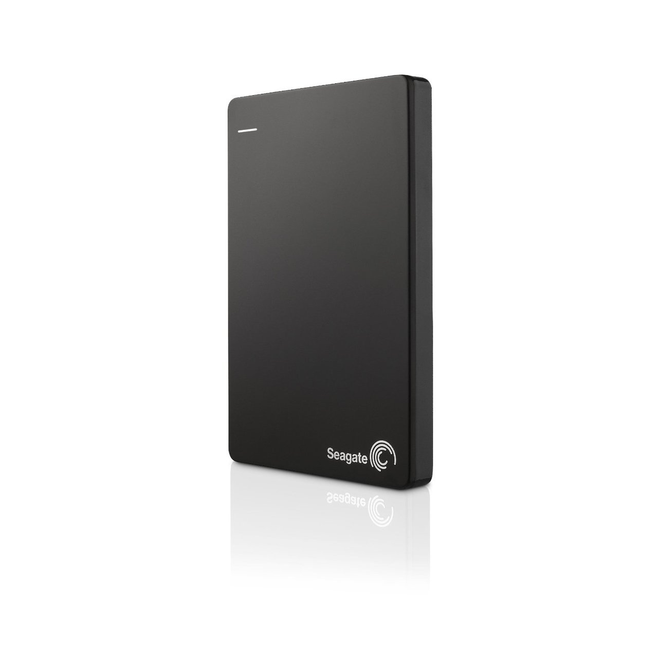 Seagate Backup Plus Slim 1TB Portable External Hard Drive with Mobile Device Backup USB 3.0 (Black) STDR1000100