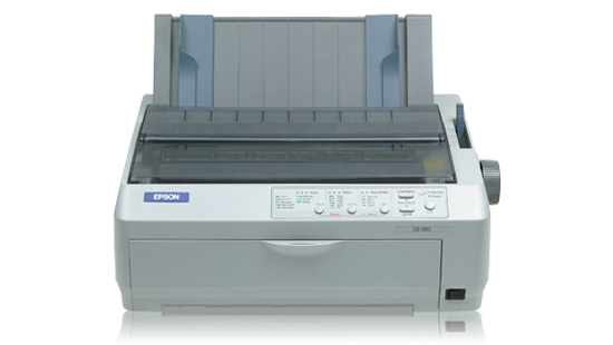 Epson LQ-590 Multicopy Impact Dot Matrix Printer