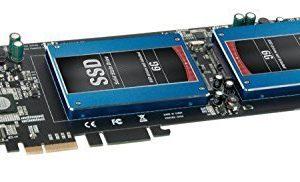 Sonnet Tempo SSD Pro Plus Storage Controller Plug-In Card (TSATA6-SSDPS-E2)