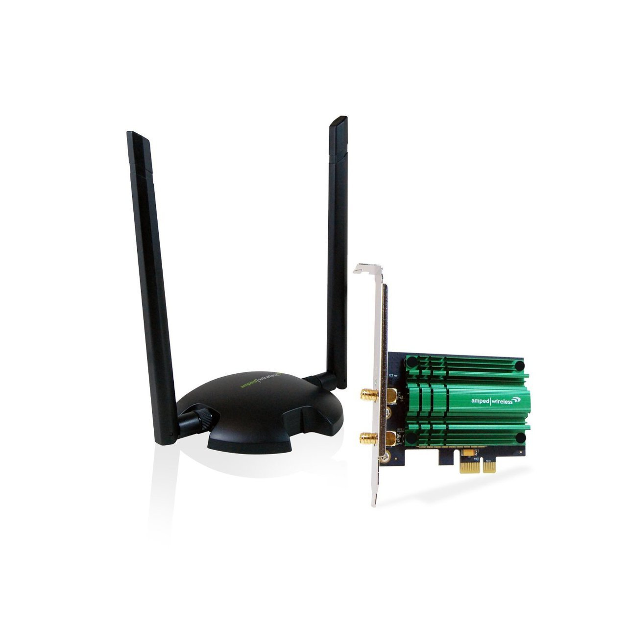 Amped Wireless High Power AC1200 Wi-Fi PCI-E Adapter (PCI20E)