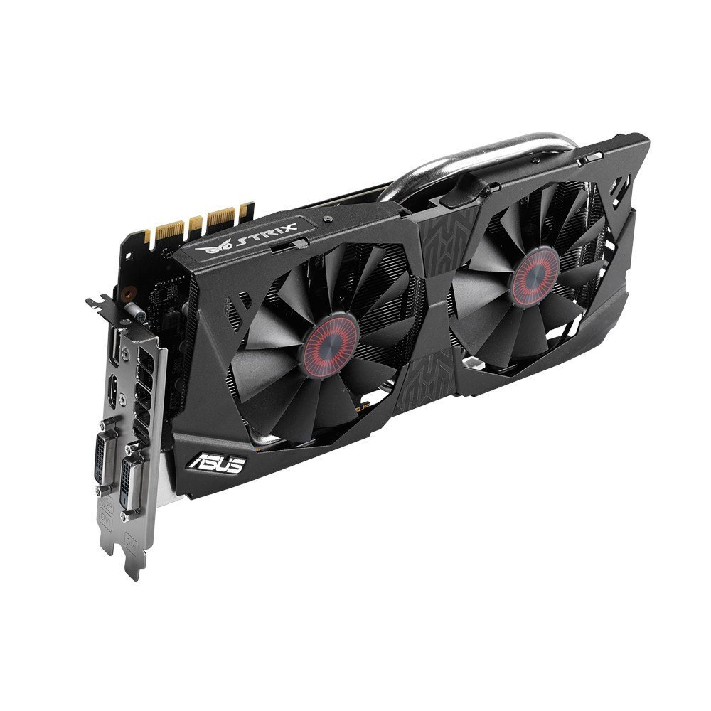 ASUS STRIX-GTX970-DC20C-4GD5 Graphics Cards STRIX-GTX970-DC20C-4GD5