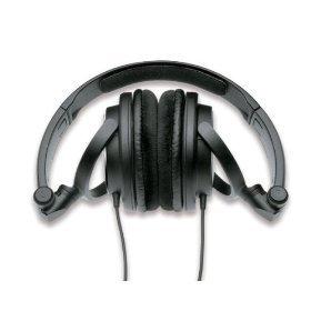 Creative Labs HQ-1900 DJ style premium monitoring headphone