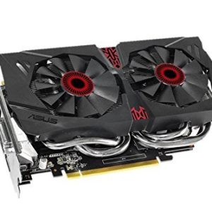 ASUS Graphics Cards STRIX-GTX960-DC2OC-2GD5