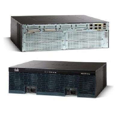 CISCO 3945E SECURITY BUNDLE - ROUTER - DESKTOP, RACK-MOUNTABLE CISCO3945E-SEC/K9
