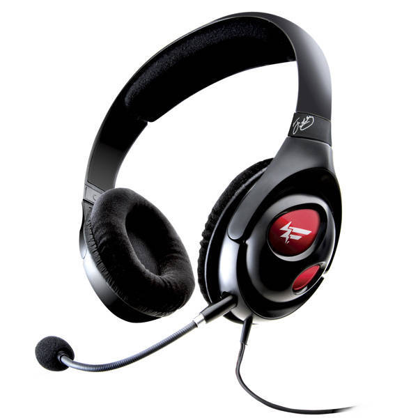 Creative HS-1000 Fatality Gaming USB