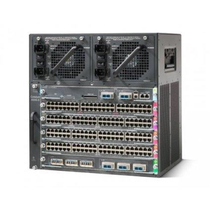 Cisco WS-C4506-E Catalyst 4500 E 6 Slot Chassis