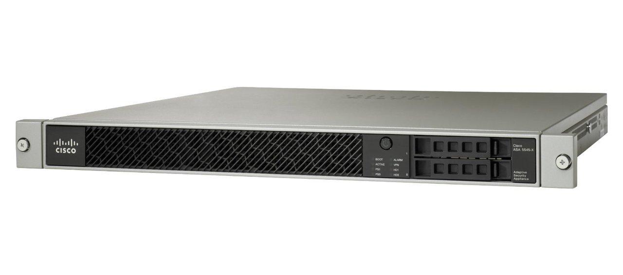 Cisco ASA5545-K9 ASA 5545-X Firewall Edition