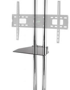 Alpha/ Newstar LCD/ LED TV Movable Stand cum display bracket  ATLT1021W-S