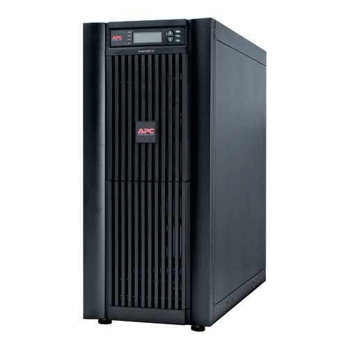 APC SUVTP10KHS Smart-UPS VT 10kVA 400V, w/Start-Up 5X8, Internal Maintenance Bypass, & Parallel Capability