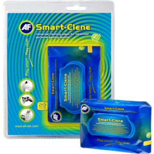 AF SMC020P Smart-Clene 20 Impregnated Wipes