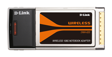 DWA 620 Wireless 108G Network Adapter