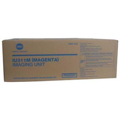 Konica Minolta 4062423 Imaging Drum Unit - Magenta, IU311M- Genuine