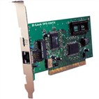 DFE-530TX+ 10/100 FAST ETHERNET DESKTOP PCI ADAPTER