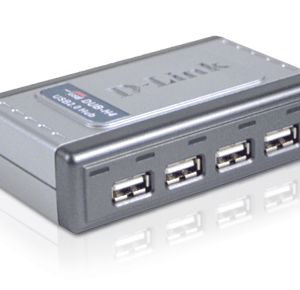 DUB-H4 4-PORT USB 2.0 HUB