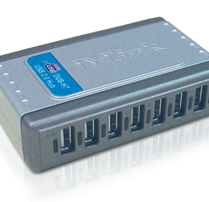 DUB-H7 7-PORT USB 2.0 HUB