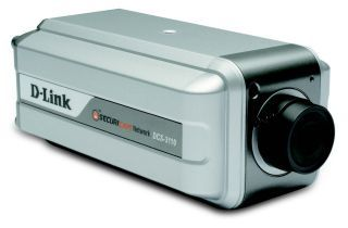 D-Link DCS-3110 1.3 Megapixel Camera with PoE