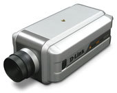 D-Link® DCS-3410 Day & Night PoE IP Camer with 3G
