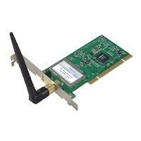 BELKIN WRLS 54MB PCI  CARD