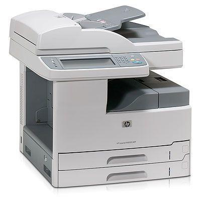 HP LaserJet M5035 Print, copy, send-to email/network folder