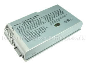 6-Cell 4400mAh Dell inspiron 500m battery