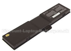 6-Cell 3600mAh Dell inspiron 2000 battery