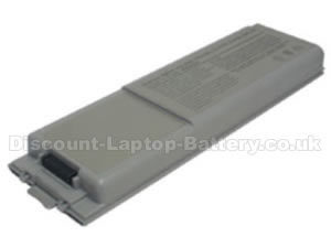 6-Cell 4400mAh Dell inspiron 8600 battery