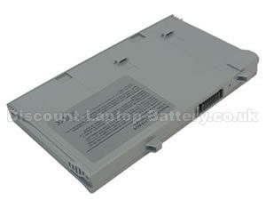 6-Cell 3600mAh Dell latitude D400 battery