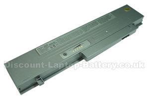 3600mAh Dell latitude X200 battery