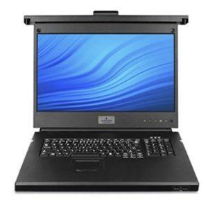 Avocent 18.5 LCD, PS2 KB, 2USB PASS-US International English 1600 x 1200PS/2 Port - 2 x USB LRA185KMMP-001
