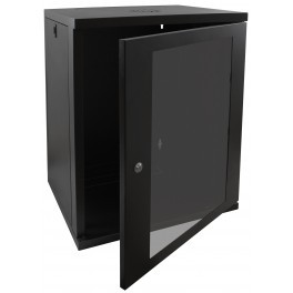 Connectix Cabling Systems 18u 450mm Deep Wall Mounted Data Cabinet