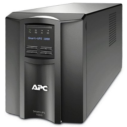 APC SMT1000I Smart-UPS,700 Watts /1000 VA,Input 230V /Output 230V, Interface Port SmartSlot, USB