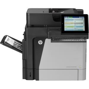 HP LaserJet Enterprise Flow MFP M630h High-volume Laser Multifunction Printers (P7Z47A)