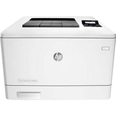 HP - LaserJet Pro m452nw Color Printer - White