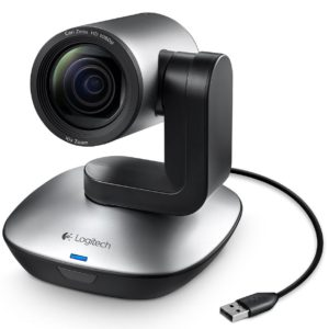 Logitech PTZ Pro Camera USB 1080p PTZ Camera Camera and remote for large rooms and event spaces