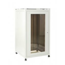 24u 600mm (w) x 600mm (d) Floor Standing Data Cabinet