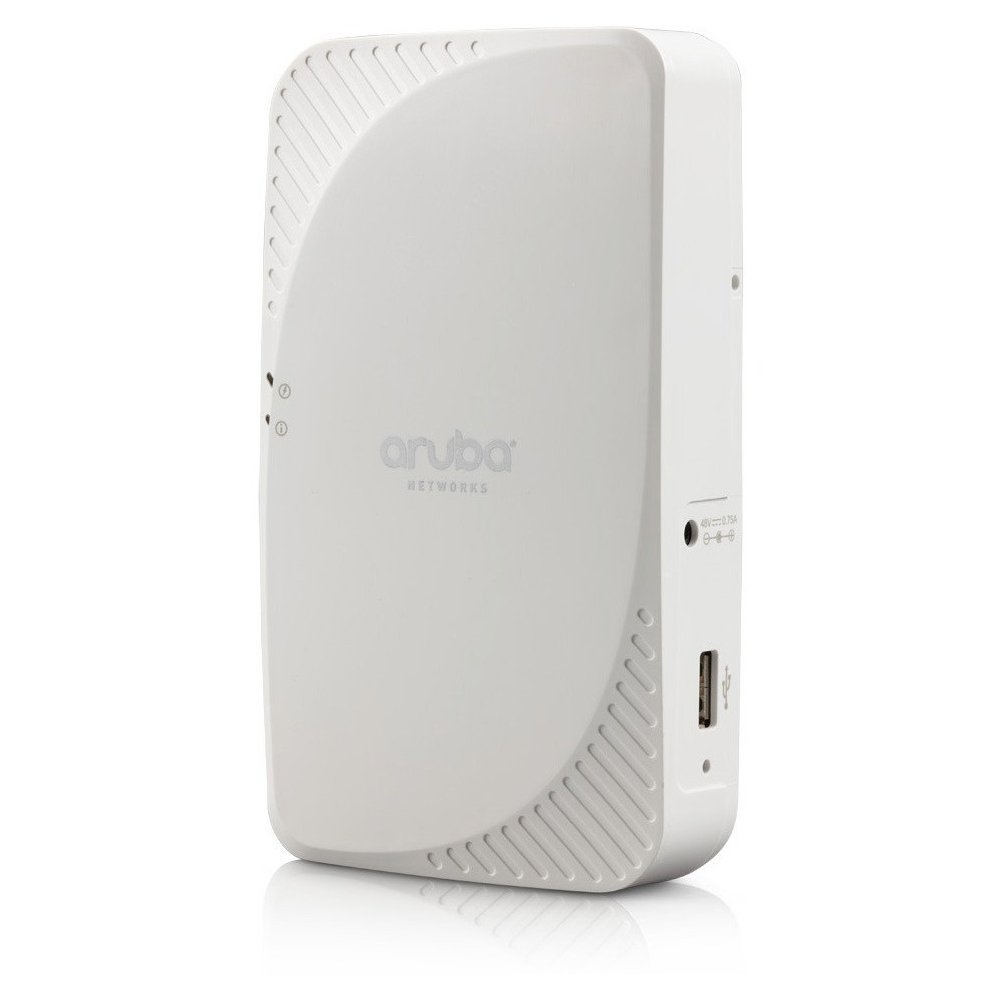 Aruba Networks Inc. Aruba Ap-205h Wireless Access Point - Hospitality 802.11ac 2x2:2 Dual Radi