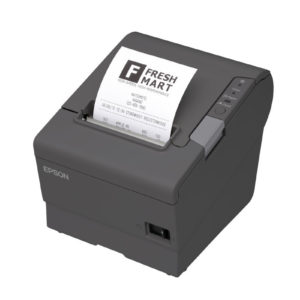 EPSON C31CA85236 TM-T88V Monochrome Receipt Printer with ETHERNET Connectivity