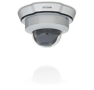 DCS-6110 FIXED DOME POE NETWORK CAMERA