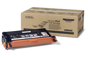 Black High Capacity Print Cartridge for Phaser 6180 Series