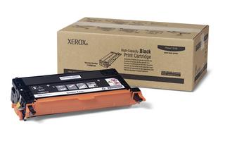 Black High Capacity Print Cartridge for Phaser 6180 Series