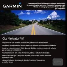 Garmin City Navigator India NT