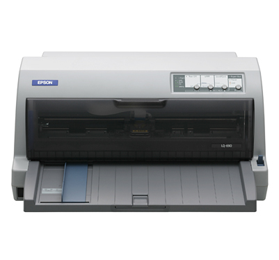 EPSON LQ-690 24 Pin 106 column medium duty Dot Matrix Printer