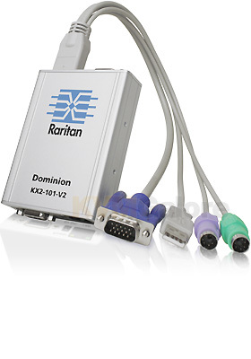Raritan Dominion KX101 - remote control device