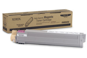 Magenta High Capacity Toner Cartridge for Phaser 7400